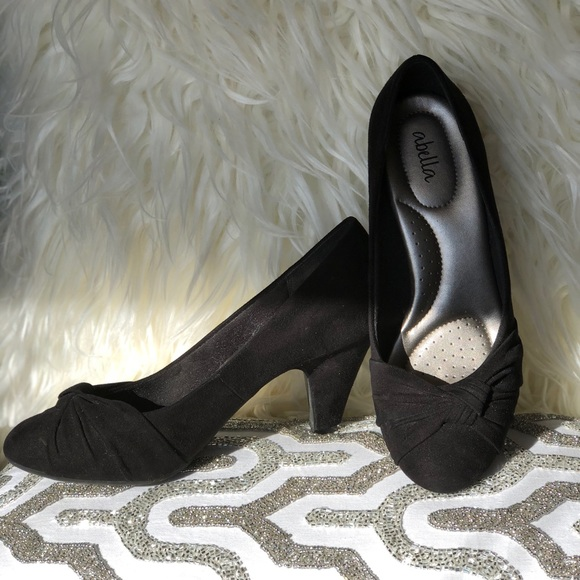 45e8bb9f1459 Abella Shoes - Abella Vanni Pumps - Black
